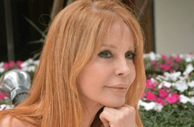 ¡La cuarentena del amor! Graciela Alfano y un romance de balcón a balcón