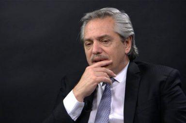 Alberto Fernández le agradeció a José María Muscari por un Tuitt