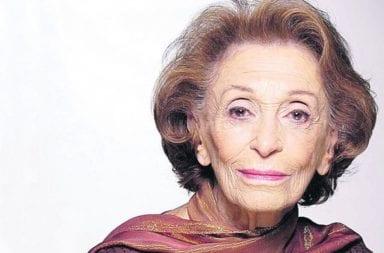 Desmienten la muerte de Hilda Bernard