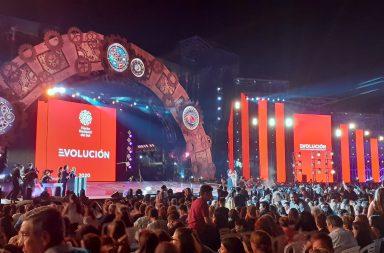 'La Fiesta del Sol' llega mañana a Telefe con Marley y Valeria Mazza