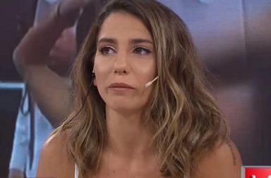 La historia sin Fin... Cinthia Fernandez bloqueo a Martin Baclini