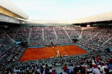 El Masters 1000 de Madrid tiene sus fechas para el 2021