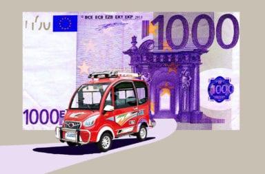 Chang Li: El auto low cost que se puede comprar por internet a menos de 1000 euros