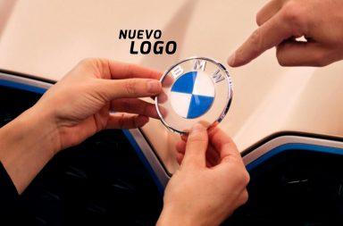 BMW decidió cambiar su logo después de 23 años