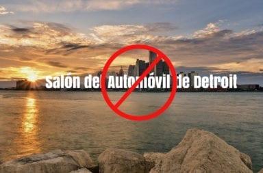 Se canceló el Salón del Automóvil de Detroit y en su lugar se levantará un hospital