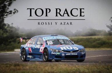 Rossi y Azar: Los primeros ganadores del año del Top Race