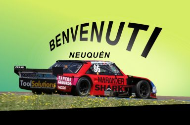Benvenuti marcó con récord el camino del TC en Neuquén