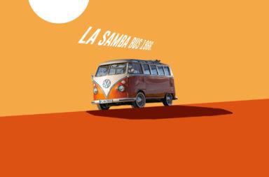 La mítica Samba Bus de Volkswagen vuelve al ruedo renovada y eléctrica