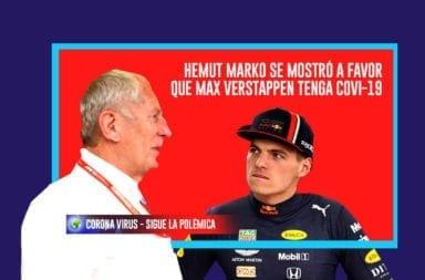 Se agranda la polémica en Red Bull: Marko quería organizar un campamento para que todos los pilotos se infecten de coronavirus