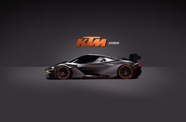 De las dos ruedas a las cuatro: La impresionante bestia de KTM