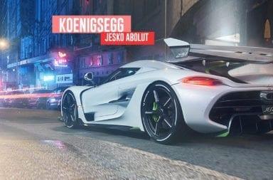 El Koenigsegg que intentará entrar en los récord Guinness