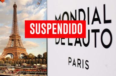 El Salón del Automóvil de París anunció su cancelación a causa del coronavirus