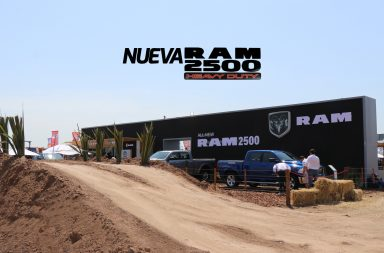 Lanzamiento de RAM 2500 en ExpoAgro 2020