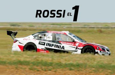 Rossi arrancó la defensa del título con una pole en Concepción del Uruguay