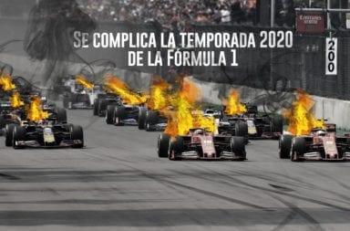 Se complica la temporada 2020 de la Fórmula 1: Azerbaiyán pidió reprogramar