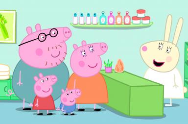 Para los mas chicos: En marzo se estrenan nuevos capítulos de Peppa Pig