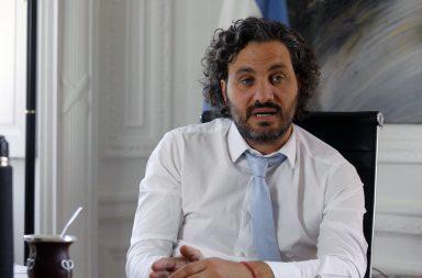 Santiago Cafiero: En 15 días se presentará el informe de la fuga de capitales