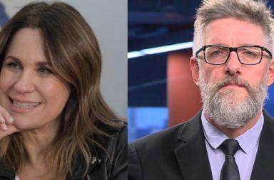 El tenso cruce entre Nancy Dupláa y Luis Novaresio: