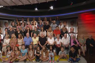 Por primera vez, Telefé Noticias analiza las décadas con público en vivo