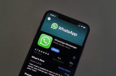 Whatsapp con modo oscuro disponible para Android e iOS