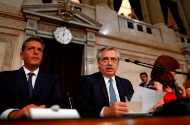 Alberto Fernández en el Congreso: Desde la legalización del aborto a la reforma judicial