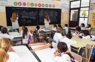 Coronavirus: El Gobierno oficializó los casos en que pueden suspenderse las clases