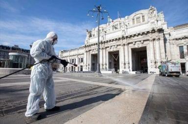Coronavirus: Con 4492 nuevos casos volvieron a subir los infectados en Italia