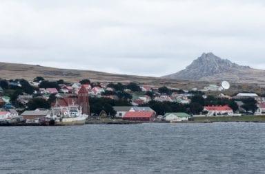 Las Islas Malvinas en alerta por un posible caso de coronavirus