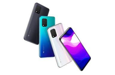 Xiaomi presenta el Mi 10 Lite