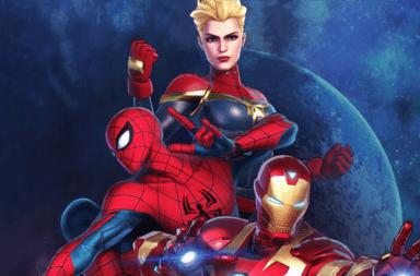 Nueva actualización de Marvel Ultimate Alliance 3