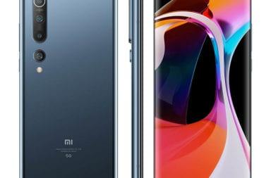 Xiaomi anuncia el Mi 10 y Mi 10 Pro