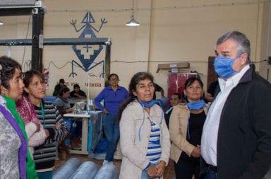 Coronavirus: Jujuy decretó obligatorio el uso de barbijos