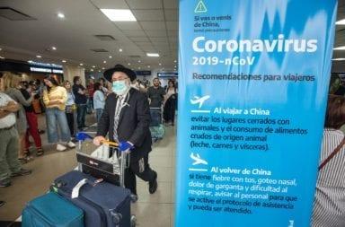 Coronavirus: Suman 109 las víctimas fatales y el 4% de las personas que regresaron al país dieron positivo