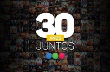 Telefe 30 años Juntos