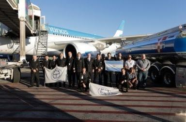 Aerolíneas Argentinas confirmó su segundo vuelo a China