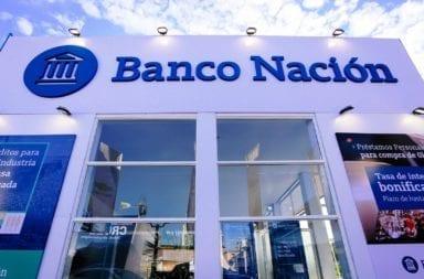 El Banco Nación abrirá sus puertas hasta el fin de la cuarentena