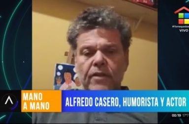 Alfredo Casero en Animales Sueltos 2020 sobre Alberto-Cristina: