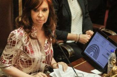 La respuesta de Cristina Kirchner a el fallo de la Corte sobre las sesiones virtuales en el Senado