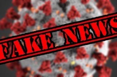 Coronavirus: La falsedad sobre su creación y financiamiento contado en una señal de TV