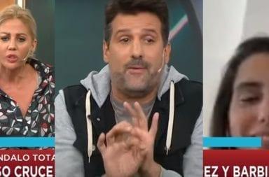 Cinthia Fernández y su duro enfrentamiento con Barbie Simons y Listorti