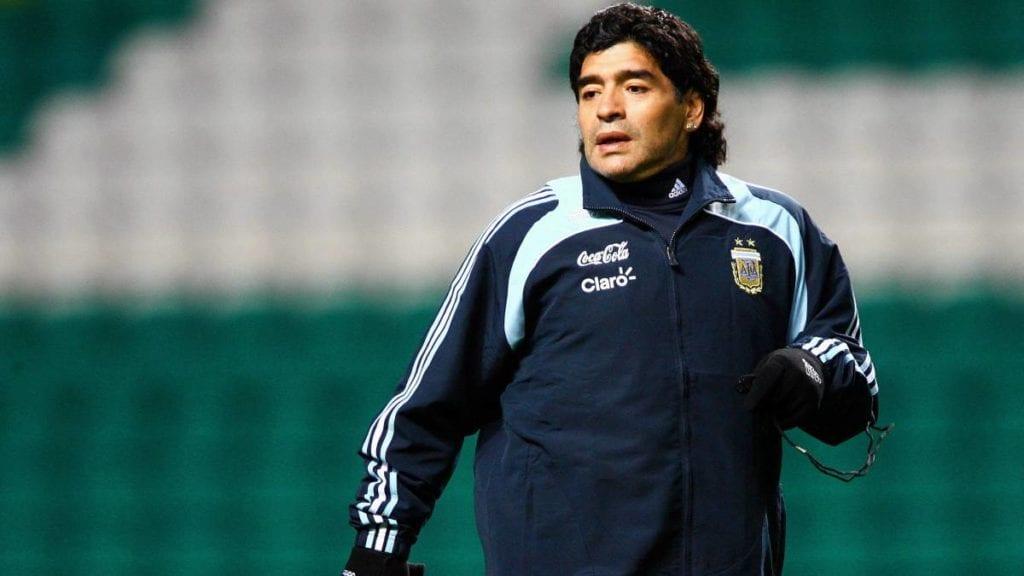 Chau, Diego: así fue el entierro de Diego Maradona