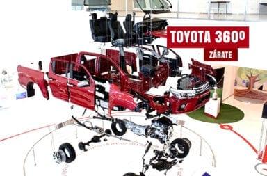New Driver Toyota 360 Grados