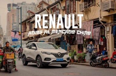 Renault le dice adiós al mercado chino