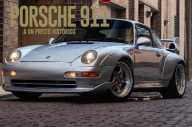 El Porsche 911 fabricado hace 25 años que se subastó a un preció histórico