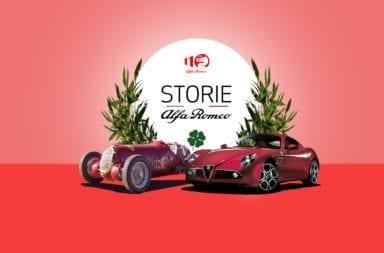 Storie Alfa Romeo: La serie de la marca italiana para conmemorar sus 110 años