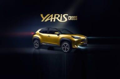 Toyota presentó el Yaris Cross