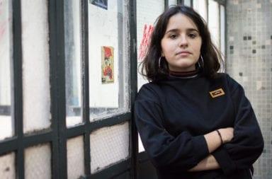 Ofelia Fernandez Presidenta Del Centro De Estudiantes Del Carlos Pellegrini 6