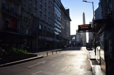 En Ciudad de Buenos Aires el aislamiento estricto se extenderá hasta junio
