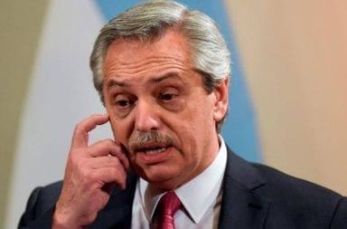Alberto Fernández extenderá la cuarentena hasta el 10 de mayo