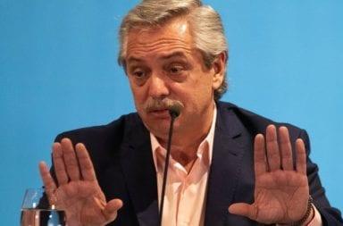 """""""Hemos detectado que los trolls están impulsando una rebelión fiscal"""", dijo Alberto Fernández sobre las campañas en su contra en las redes"""